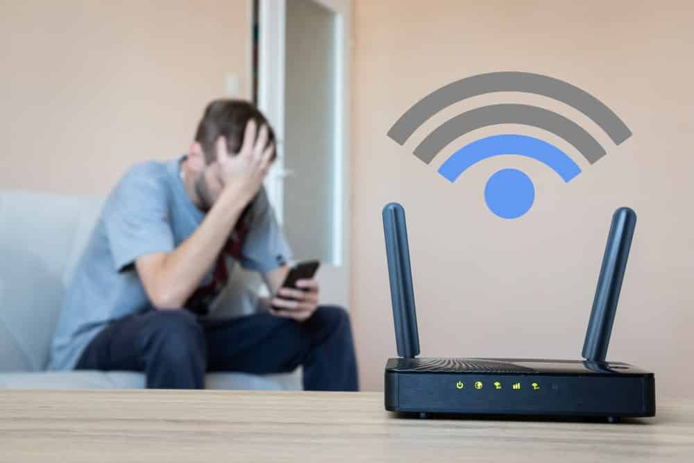 arris routers modems drop signal at unusual times