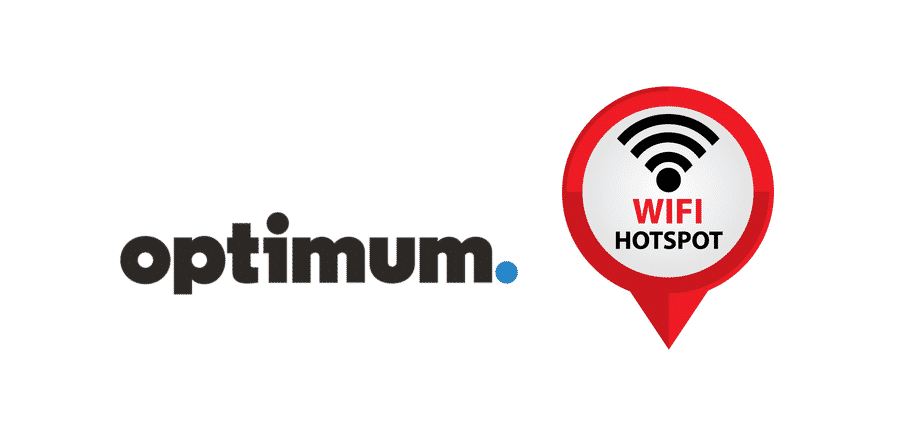 how to connect to optimum wifi hotspot