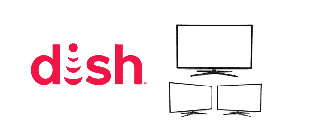 how to hook up a third tv to dish network