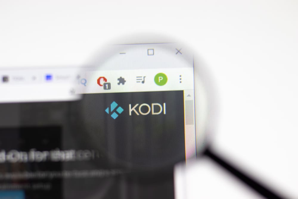 kodi new episode notification