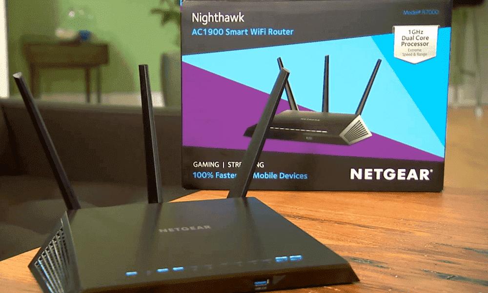 netgear nighthawk factory reset