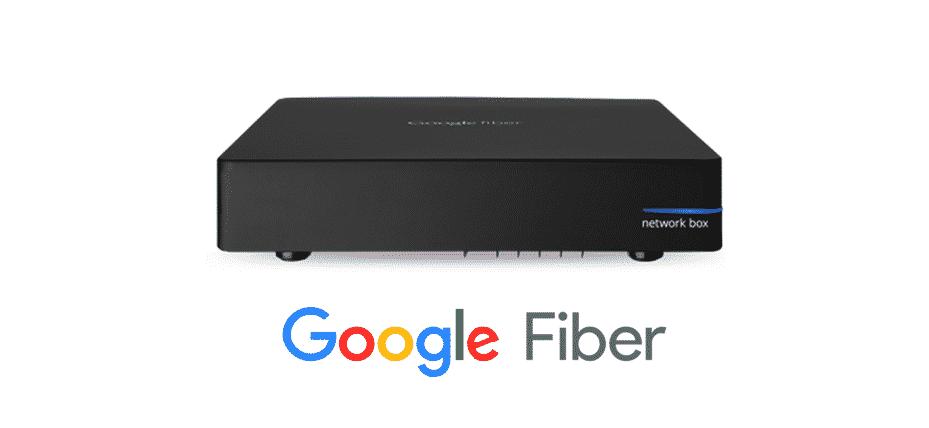 google fiber network box port forwarding