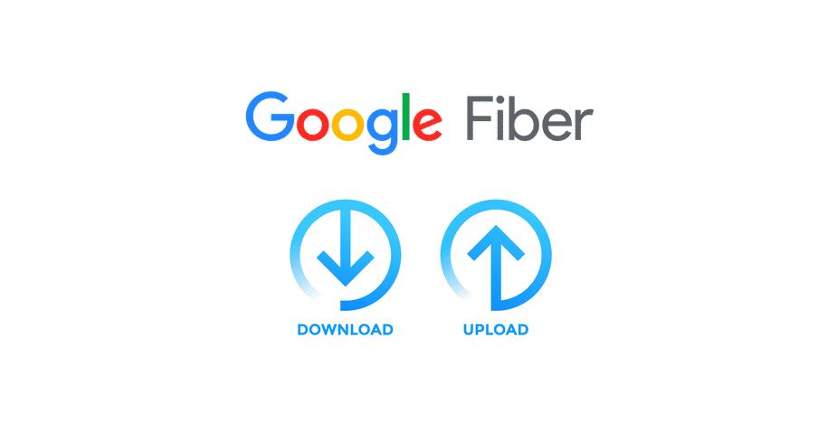 google fiber slow download fast upload