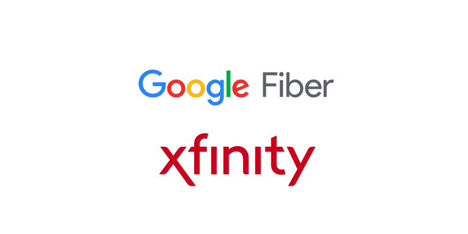 google fiber vs xfinity