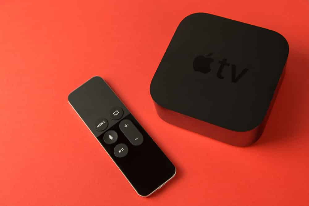 how to connect apple tv to wifi without remote