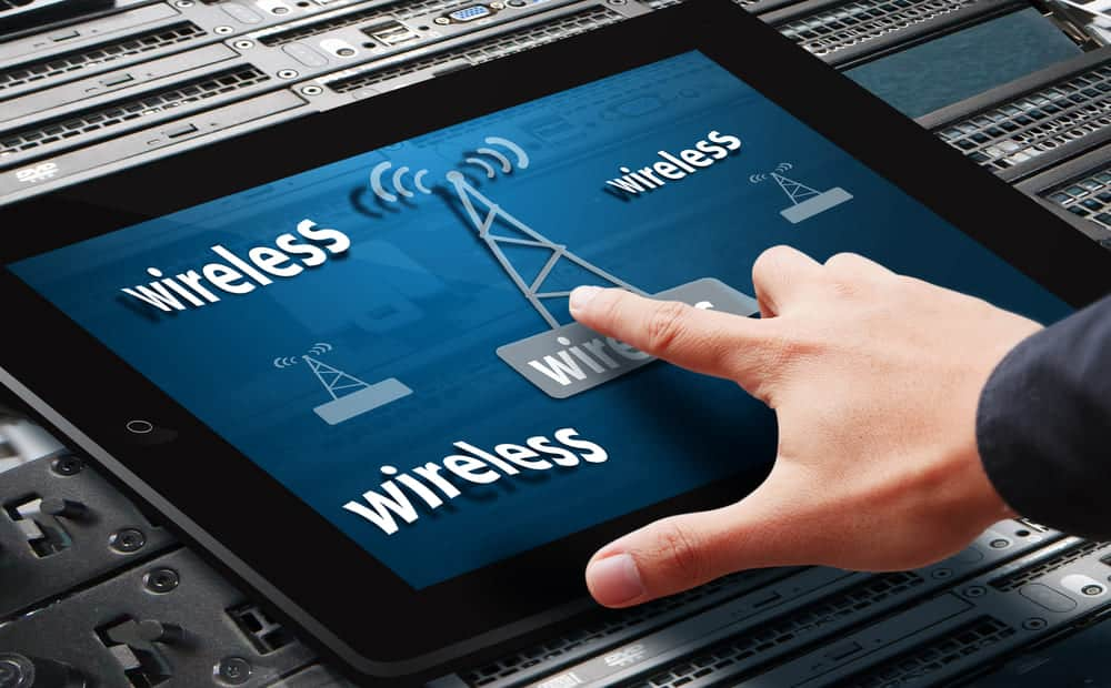how to setup a wireless network without internet