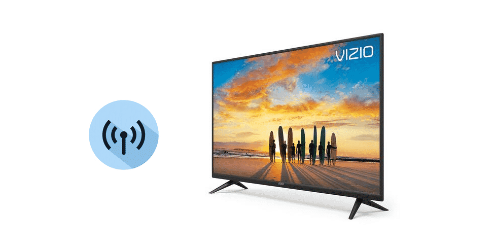 vizio tv broadcasting as an unsecured wifi hotspot