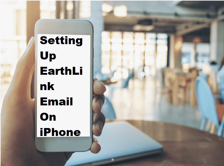 how to set up earthlink email on iphone