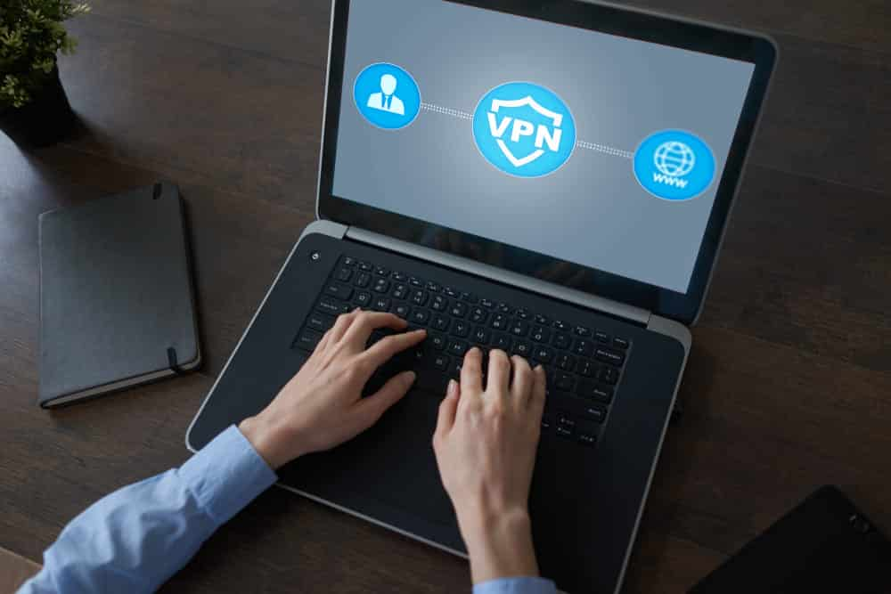 the network connection between your computer and the vpn server was interrupted