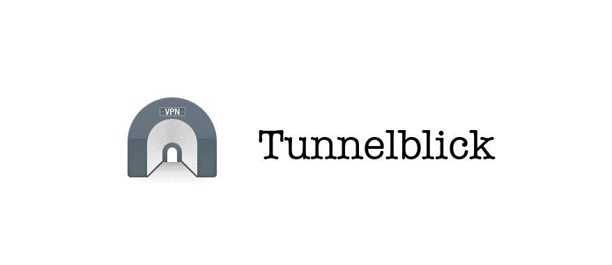 tunnelblick waiting for server response